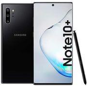 SAMSUNG NOTE 10 PLUS DUAL SIM 4G LTE, 256gb,  black