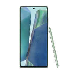 SAMSUNG GALAXY NOTE 20,  green, 256gb, 5g