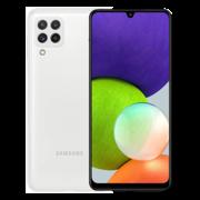 SAMSUNG GALAXY A22 4G, 64gb,  white