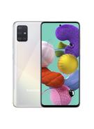 SAMSUNG GALAXY A51 128GB 4G 2020,  prism crush white