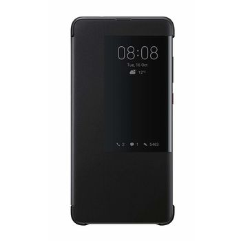 HUAWEI MATE 20 SMART VIEW FLIP COVER BLACK