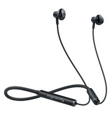 MYCANDY WIRELESS NECKBAND HEADSET,  black