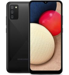 SAMSUNG GALAXY A02s 64GB 4G,  black