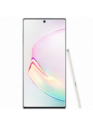 SAMSUNG NOTE 10 PLUS DUAL SIM 4G LTE, 256gb,  white