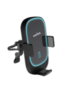 SWITCH WIRELESS PHONE HOLDER AND CHARGER 15W,  black