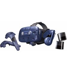 HTC VIVE PRO HMD+ 2BS+ 2CR SOFT BUNDLE