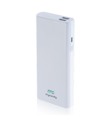 MYCANDY POWER BANK 16750 MAH QC 3 PB21 FG,  white