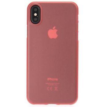 AIINO IPHONE X BACK CASE ZERO,  red