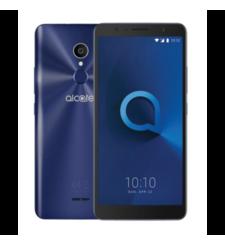 ALCATEL 3C, 16gb,  metallic blue