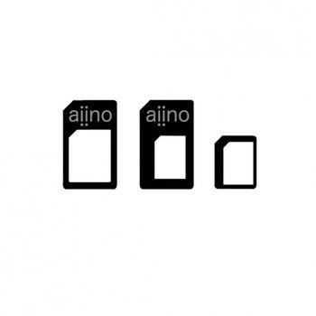AIINO ADAPTER KIT,  black