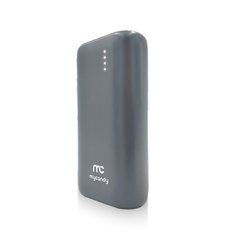 MYCANDY POWER BANK 6700MAH,  grey