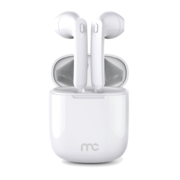 MYCANDY TRUE WIRELESS EARBUDS TWS200 WITH MASTER SLAVE SWITCHING WHITE