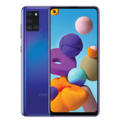 SAMSUNG GALAXY A21S,  blue, 64gb