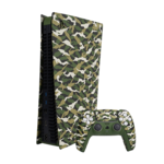 SWITCH PLAYSTATION 5 CONSOLE (DIGITAL VERSION),  camo green design