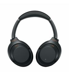 SONY BLUETOOTH STEREO HEADPHONE WH1000XM3,  black