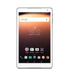 ALCATEL A3 9026X 10 INCH, 16gb,  white gray, 4g