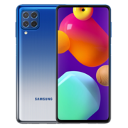 SAMSUNG GALAXY M62, 128gb,  blue