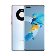 HUAWEI MATE 40 PRO 5G,  mythic silver, 256gb