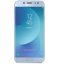 SAMSUNG J7 PRO 2017 J730F 4G DUAL SIM,  blue silver, 32gb