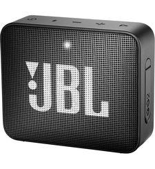 JBL GO2 BLUETOOTH SPEAKER,  black