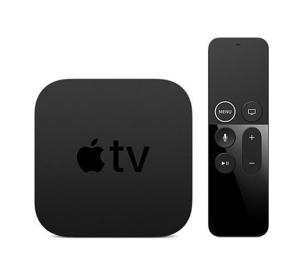 Apple Tv 4k Black Multimedia Player اكسيوم تليكوم الإمارات