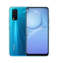 vivo Y30 128GB 4G DS,  dazzle blue