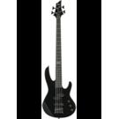 ESP LTD B50 Electric Bass Guitar, 4 Strings - Black Colour