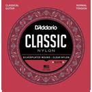 D'Addario EJ27N Classic Nylon Stringset