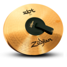 Zildjian ZBT14BP 14'' ZBT Band - Pair Cymbal