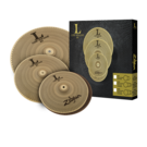 Zildjian LV348 L80 Low Volume Cymbal Set