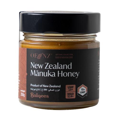 Raw Manuka Honey UMF 15+