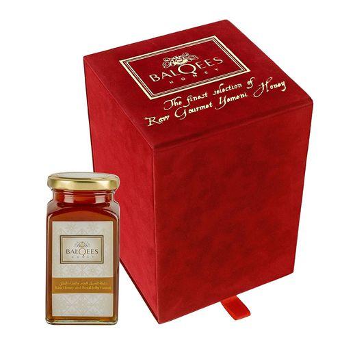 Raw Honey and Royal Jelly Fusion, 290 g, no