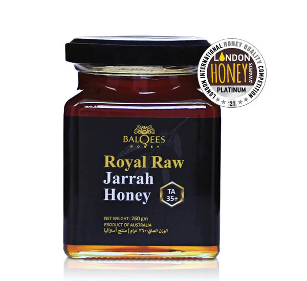 Royal Raw Jarrah Honey TA 35+