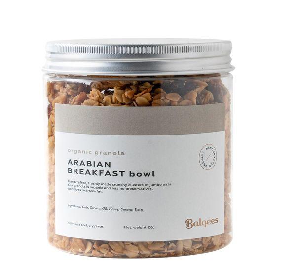 Arabian Breakfast Bowl, 250g