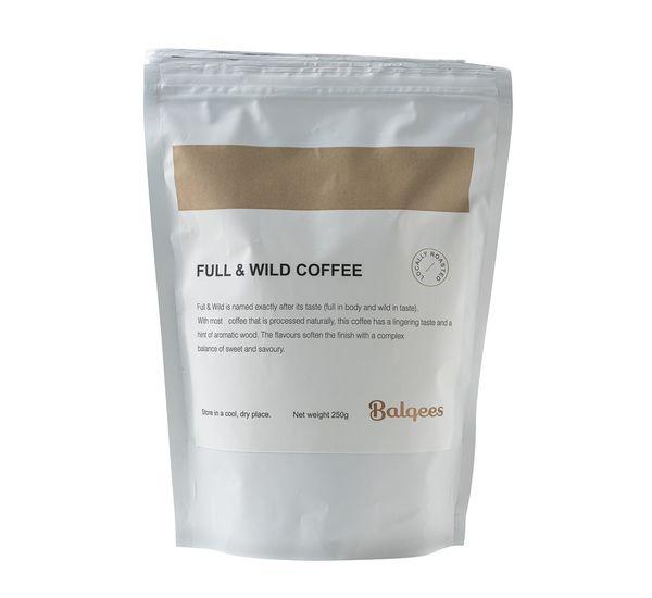 Full & Wild Coffee