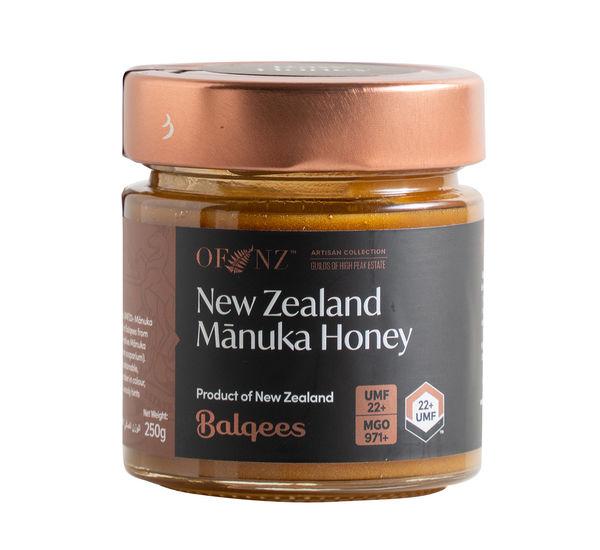 Raw Manuka Honey UMF 22+, 250 g
