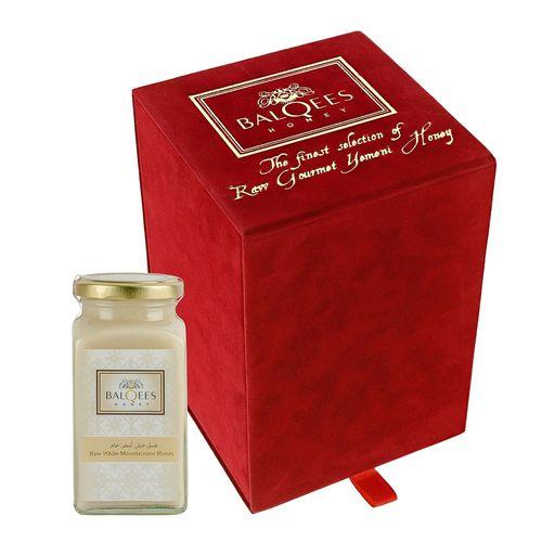 Raw White Mountain Honey, 270 g, no