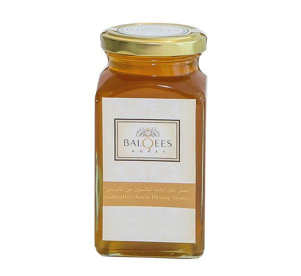 Gabrielle's Anise Hyssop Honey, 445 g, no