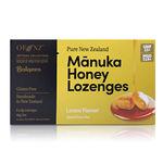 Manuka Honey Lozenges - Lemon Flavour, 8 x 6g lozenges 48 g net wt