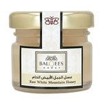 Raw White Mountain Honey