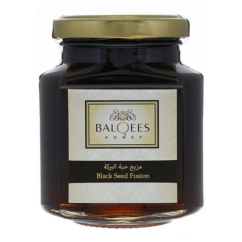 Raw Honey and Black Seed, no, 290 g