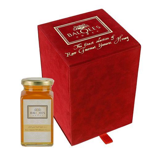 Raw Yemeni Wildflower Honey, 290 g, no