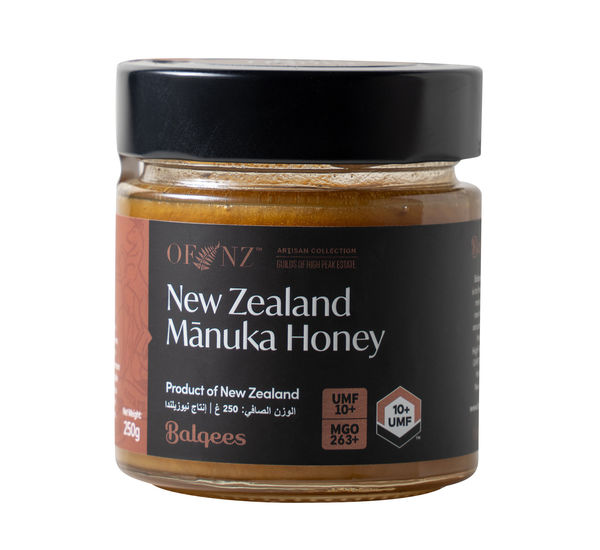 Raw Manuka Honey UMF 10+