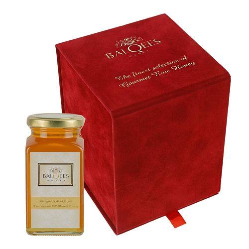 عسل الزهرة البرية اليمني الخام, ٢٩٠جرام, لا