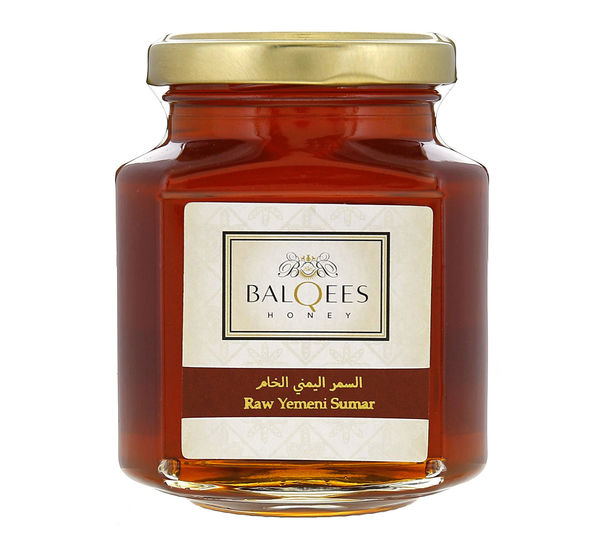Raw Yemeni Sumar Honey, 290 g, no