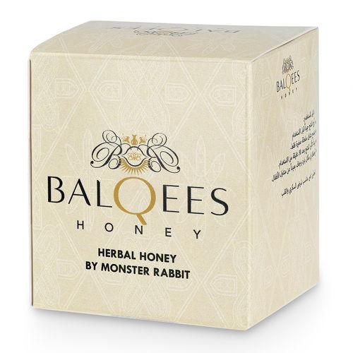 Balqees Herbal Honey by Monster Rabbit, 43 g
