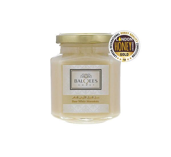 Raw White Mountain Honey, no, 270 g