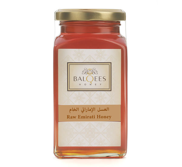 Raw Emirati Honey, 290 g, no