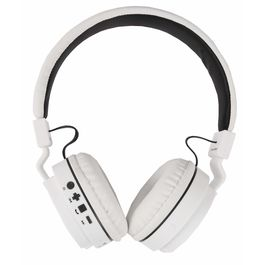 Xifo Wireless Bluetooth Headphones Model M18 in White Colour