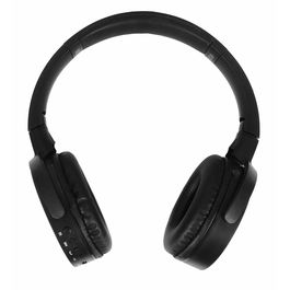 Xifo Wireless Bluetooth Headphones (M39) In Black Colour With Silver Touch